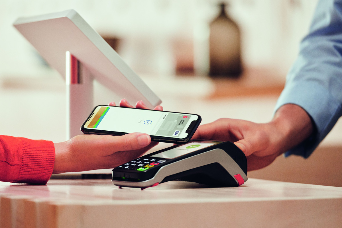 Apple Pay Mit Girocard